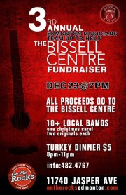Bissell Centre Fundraiser