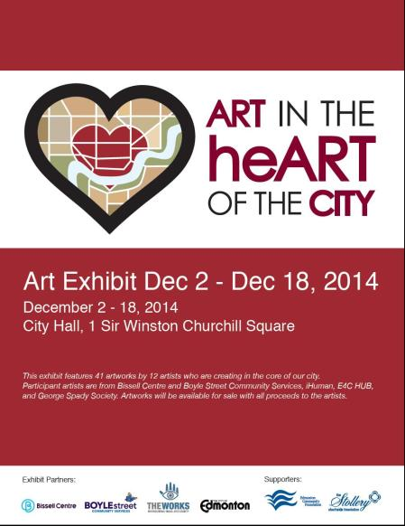 Art in the heART of the City