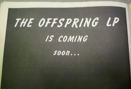 offspring MRR