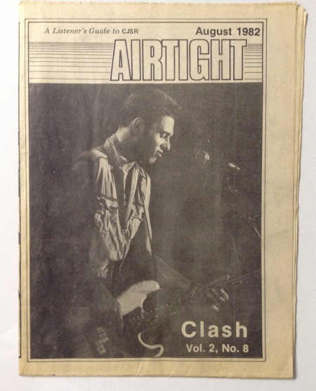 Airtight August 82 Cover
